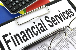 We are in Financial Services